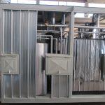 Caldaia a vapore per riscaldamento cisterne su rimorchi
