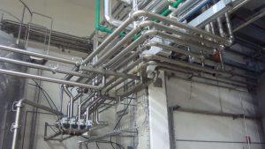 impianti industriali idrotermici