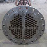 scambiatore per biogas